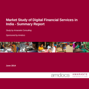 Digital Financial Services in India