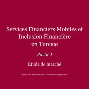 Services financiers mobiles